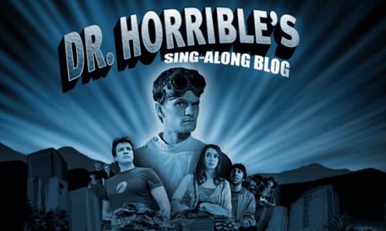 Dr. Horrible's Sing-Along Blog cover art