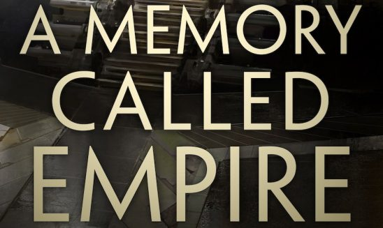Cover art for A Memory Called Empire