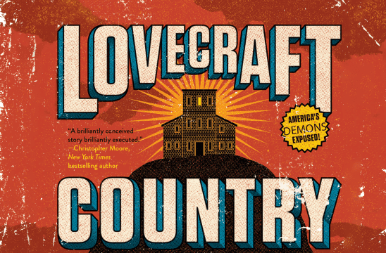 Cover art from Lovecraft Country