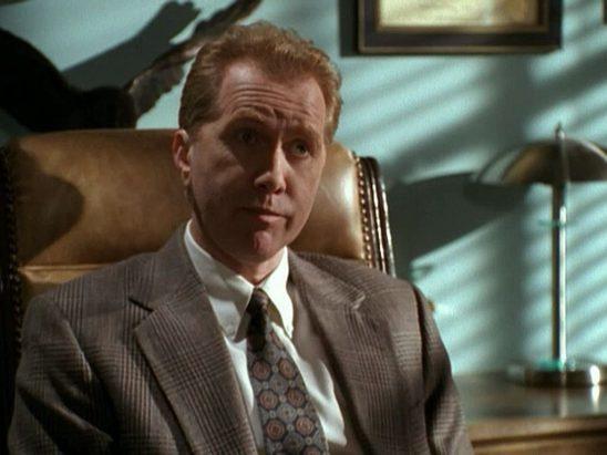 Mayor Wilkins from Buffy the Vampire Slayer
