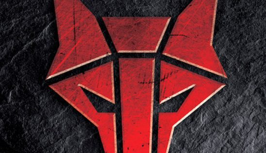 The red wolf crest of House Mars in Red Rising